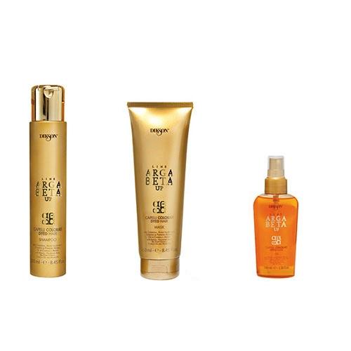 Eccezionale Kit Argabeta UP  Shampoo 250 ml + Maschera 250 ml + Olio ... d3846270e367
